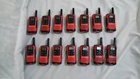 Seven pairs of walkie-talkies to Start Your Own Gold Mine