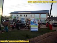 Geita Gold Trade Center - Soko Kuu La Dhahabu Geita - Tanzania