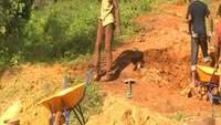 Gold Prospecting in Geita, Tanzania, with Small Scale Miners