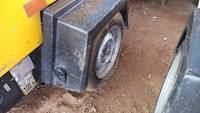 Flat tyre of compressors