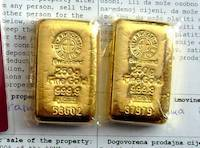 Prepaid Gold Forward Sales Contract