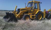 Wheel loader in Tanzania