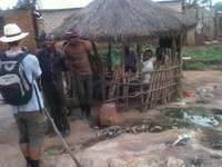 Selling gold is easy in Tanzania, small scale mining, Geita, Tanzania