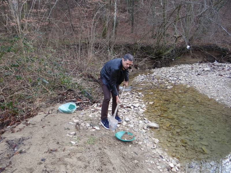 Prospecting in Croatia