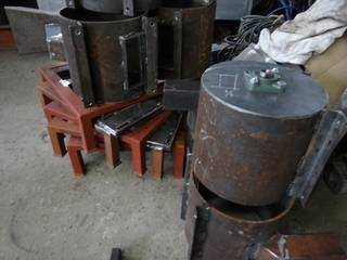 The production of impact mills in our workshop in Croatia