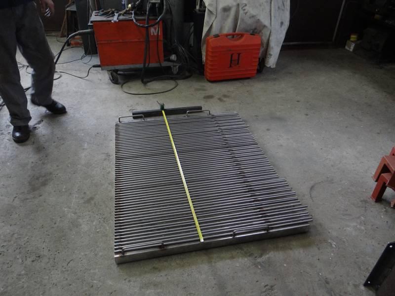 The width of SYOGM™ Classifier is 120 cm