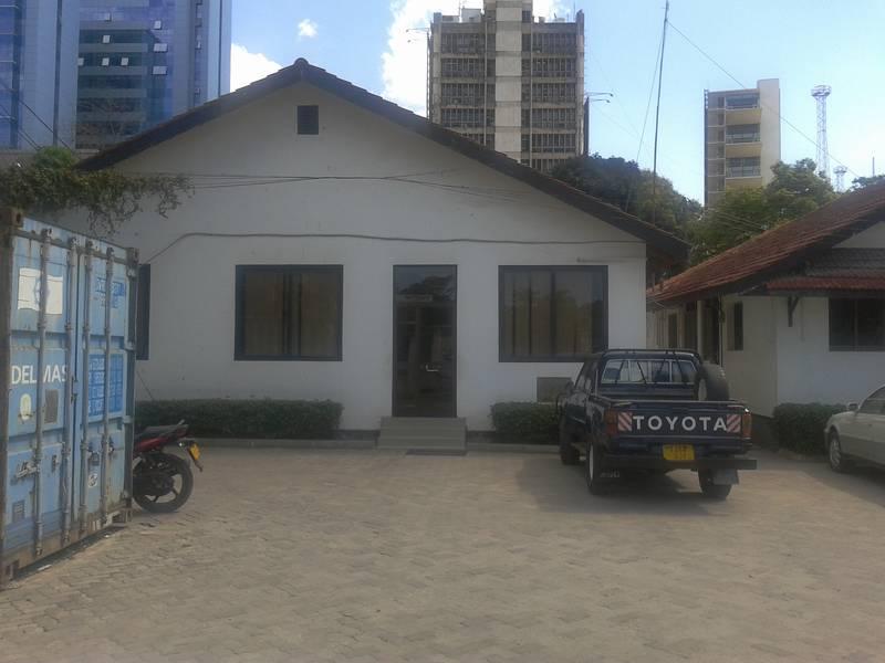 Chamber of Commerce in Dar es Salaam, Tanzania