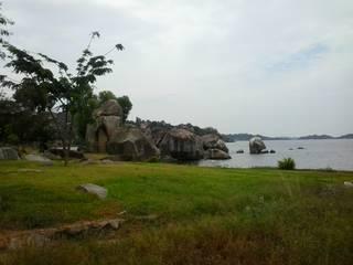 Bismarck Rocks in Mwanza in 2012