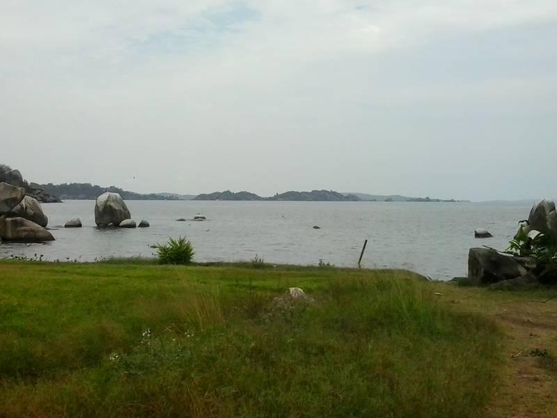 Lake Victoria in Mwanza, 2012