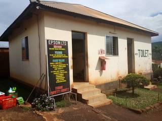 Epsom Ltd. the metal workshop in Geita, Tanzania