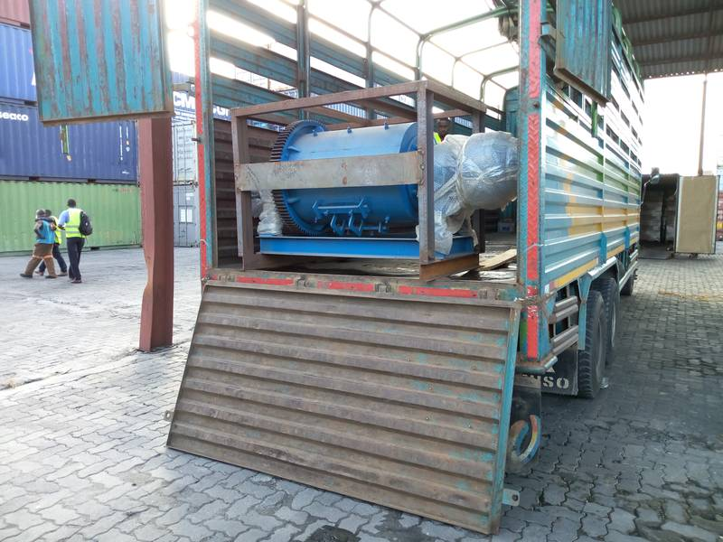 Ball mills imported from China
