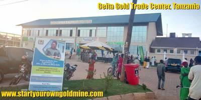 Geita Gold Trade Center, Tanzania