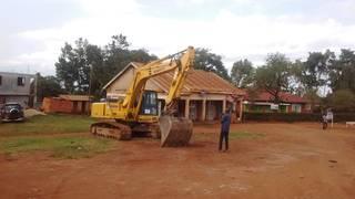 Excavator for trade in VMTRADE investment program