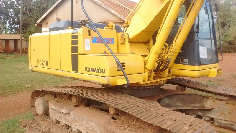Excavator for VMTRADE investment program