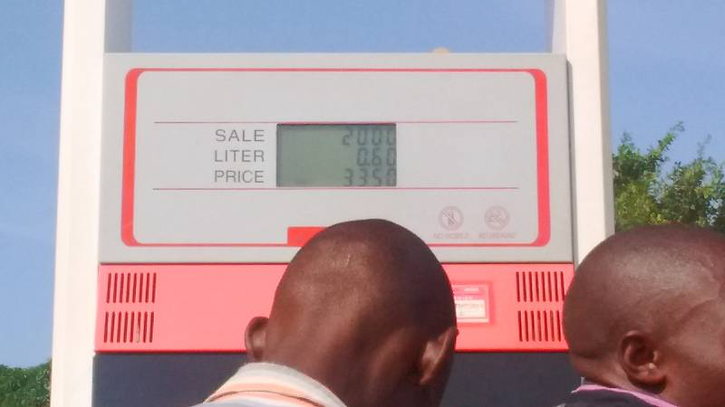 Price of fuel