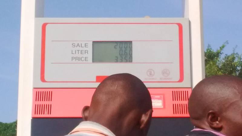 Price of fuel