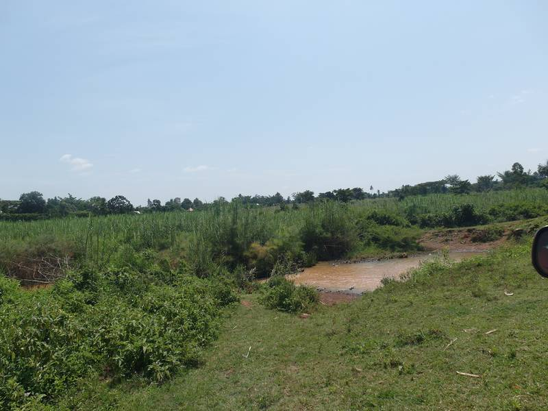 Water source near exploration land