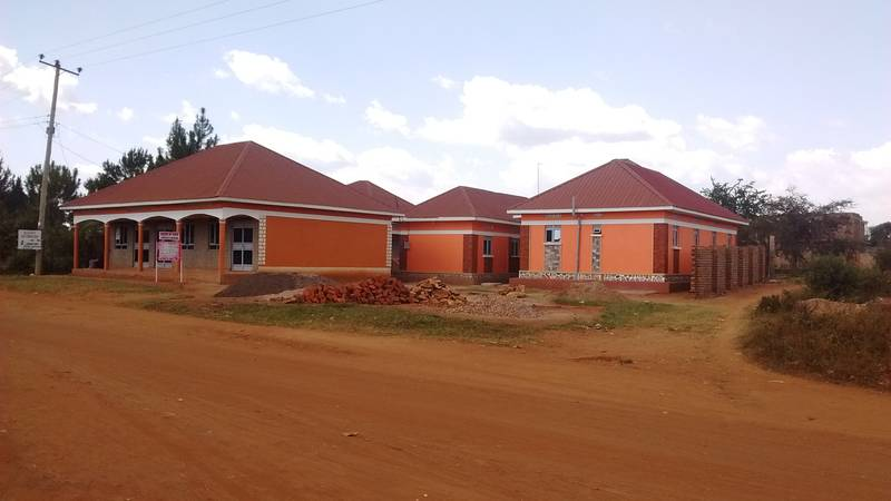 Sample houses for rent in Busia