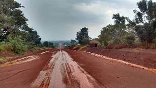 Travel to prospecting location in Uganda