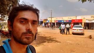 Jean Louis in Busia