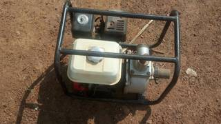 Water pump that may drive up to 80 cubic meters per hour