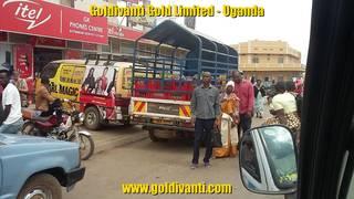 Tororo, Uganda, departure point to prospecting expedition in Uganda