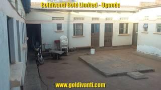 Lodge in Northern Uganda