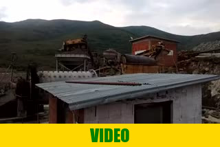 Video of ball mills, separators, jigs for chromite mineral concentration